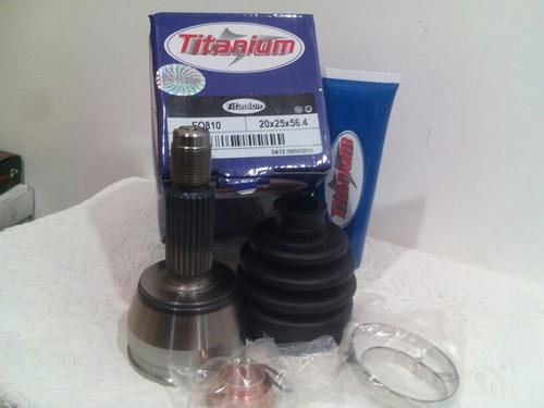 punta tripoide fiesta 1.3 r/ext.  20x25. titanium