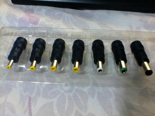 puntas de universal notebook charger