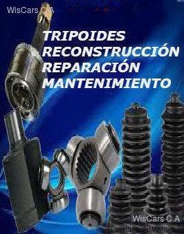 puntas tripoides reconstruidas - garantizado -