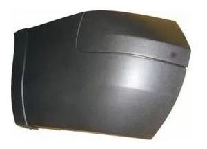 puntera derecha de paragolpe trasero saveiro g5 y g6