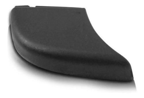 puntera paragolpe cromado trasero hilux 2005-15 original