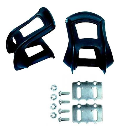 punteras para mountain bike plastico negro