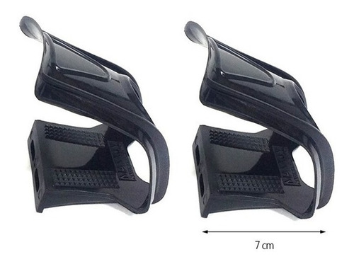 punteras plástica sin correa - para bicicletas