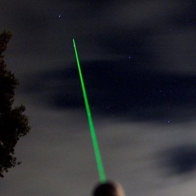 puntero láser laser color verde 5 mw señalar ptos lejanos