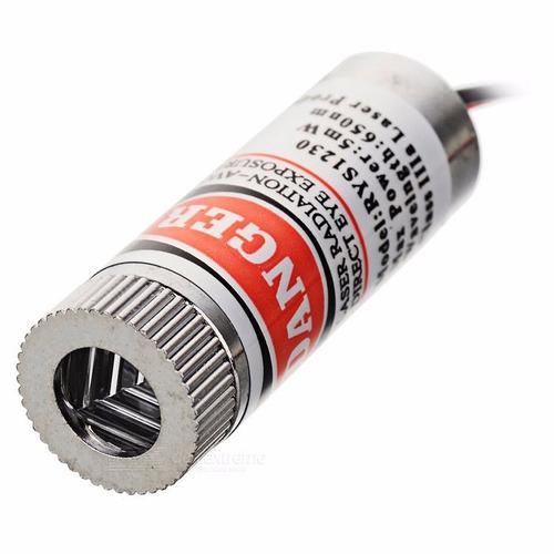 puntero laser linea ejes cnc router posicionamiento fresa