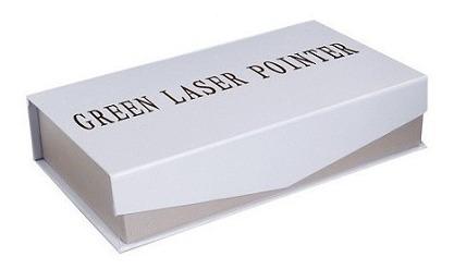 puntero láser verde 1 km de alcance real
