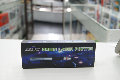 puntero laser verde 200mw astronómico profesional