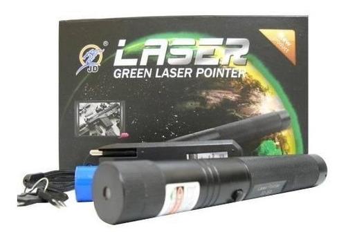 puntero laser verde astronomico bateria 1000mw caleidoscopio