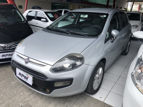 punto 1.4 attractive 8v flex 4p manual 105000km