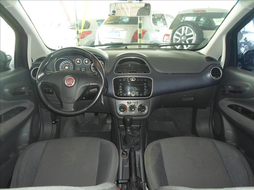 punto 1.4 attractive 8v flex 4p manual