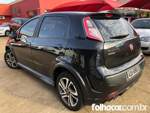 punto blackmotion 1.8 16v (flex)