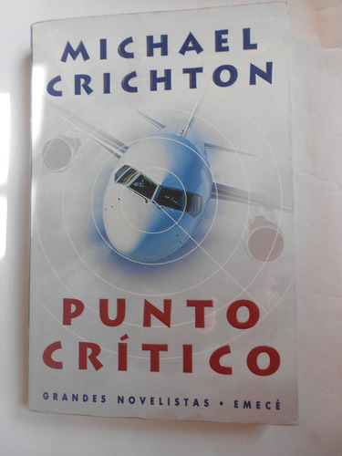 punto crítico crichton novela