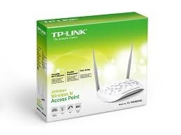 punto de acceso inalámbrico n a 300 mbps tl-wa801nd