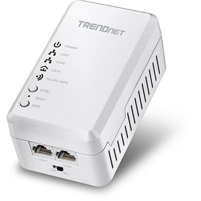 punto de acceso wifi por redes eléctricas trendnet tpl-410ap