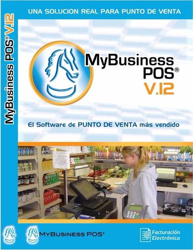 punto de venta mybusiness pos facturacion recargas electron.