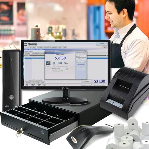 punto de venta pos control total mejor que caja registradora