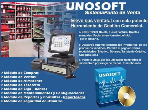 punto de venta- sistema: ventas, caja, almacén e inventarios