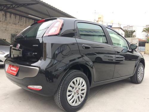 punto essence 2014 1.6 preto muito novo impecavel  winikar!!