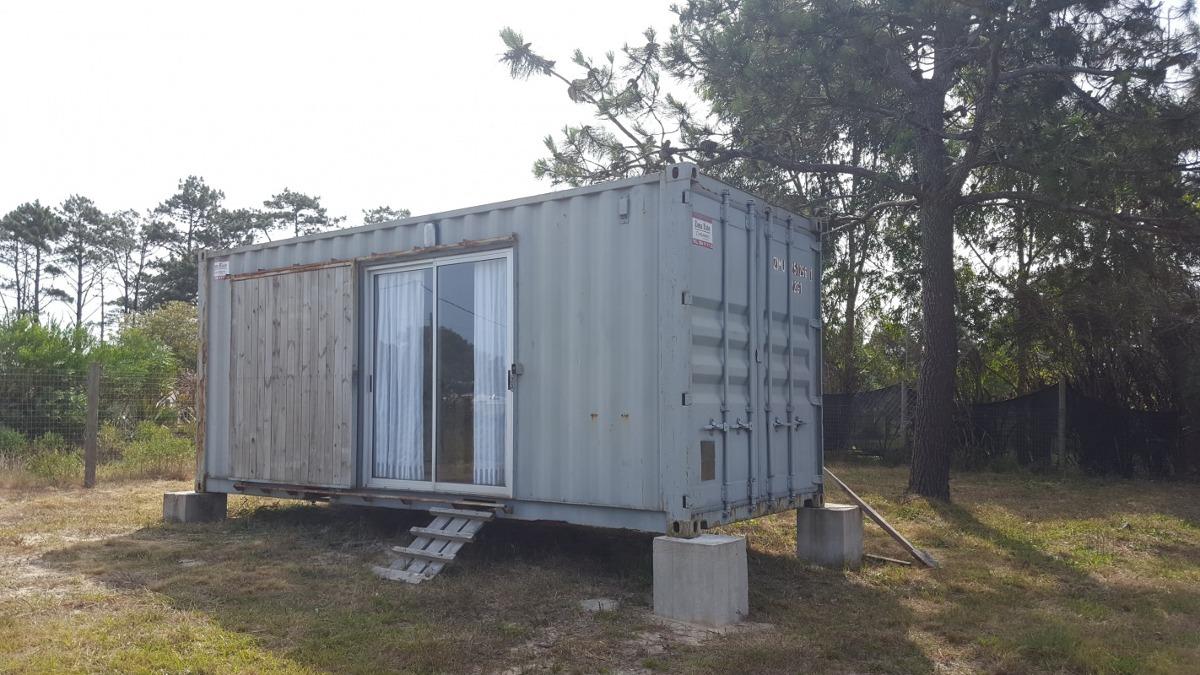 punto río | container hecho casa a estrenar