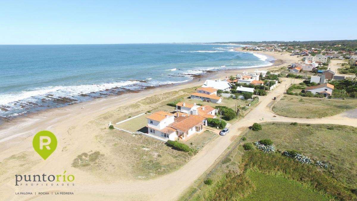 punto río | excelente propiedad frente al mar