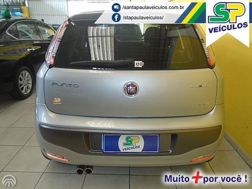 punto  sporting dualogic 1.8 2015 - santa paula veículos