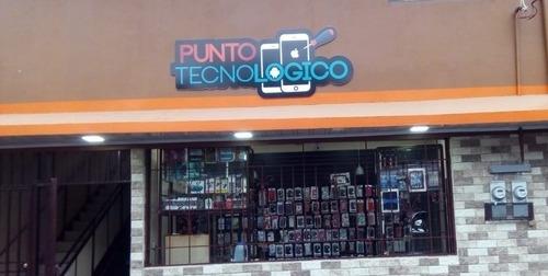 punto tecnologico sucursal alajuelita,taller de celulares.