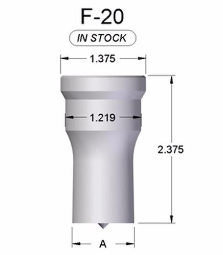 punzon y dado para metalero peddinghaus modelo no. 225/16