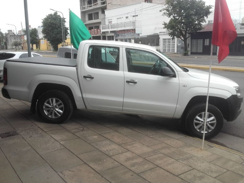 p,up amarok starline 2,0 (140) d/cab 4x4 modelo 2015