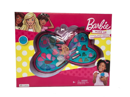 pupa simple en caja grande barbie (1288)