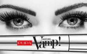pupa vamp! mascara explosive lashes