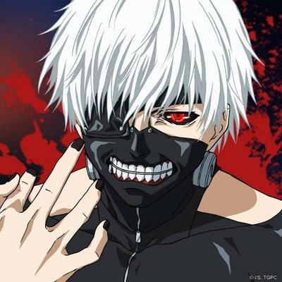 Pupilente Ken Kaneki Tokyo Ghoul, Anime Cosplay - $ 420.00 en ...
