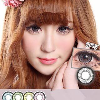 5e9061e63cde1 Pupilentes Anime Big Eye Barbie Ojo De Muñeca Circle Lens -   350.00 ...