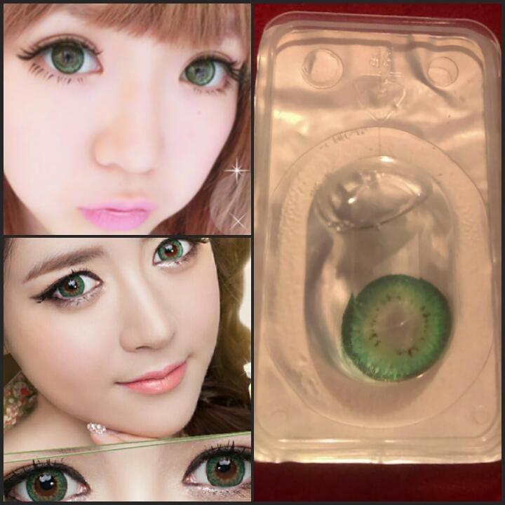 78ae57ac862c3 Pupilentes Anime Circle Lens Ojo De Muñeca Cosplay Big Eye ...