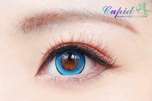 84fe6e019640e Pupilentes Azules Circle Lenses Azules Par Pupilentes -   350.00 en ...