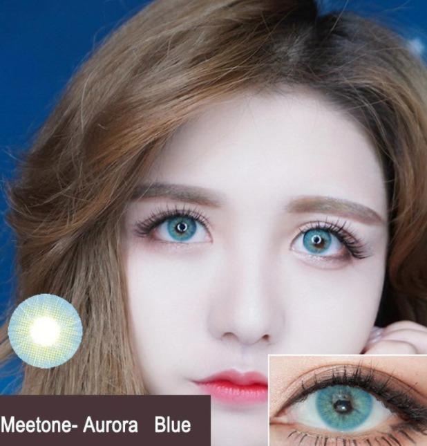 c63ad3b2dcd49 Pupilentes Circle Lens (modelo Aurora) -   350.00 en Mercado Libre