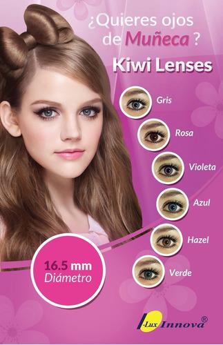 pupilentes circle lens / pupilentes de muñeca