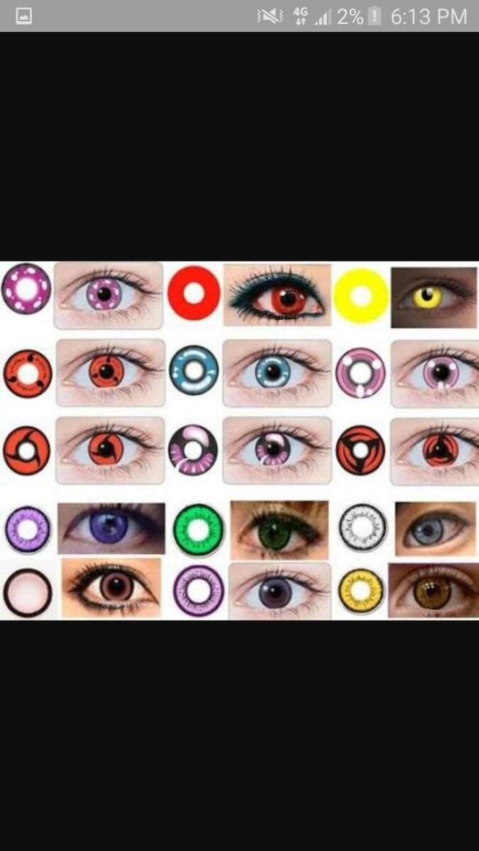 e5282aa8c284a Pupilentes Para Hallowen -   250.00 en Mercado Libre