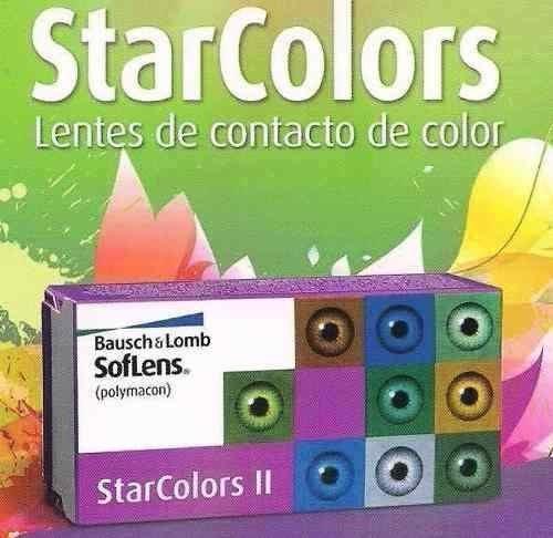 483a01ad3e657 Pupilentes Starcolors Ii 2 De Bausch   Lomb Nuevos -   240.00 en ...