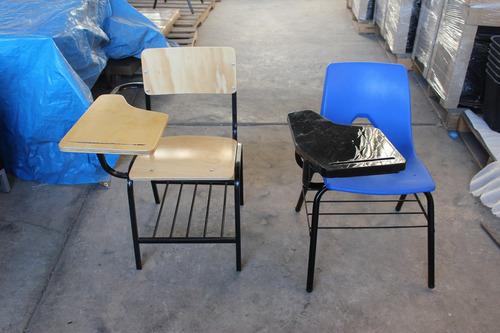 pupitre escolar butaca silla triplay