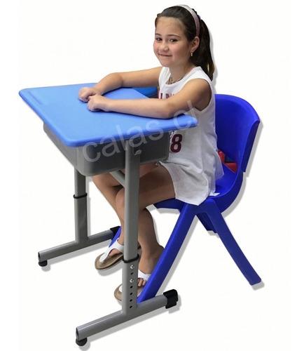 pupitre escolar oferta incluye silla calas