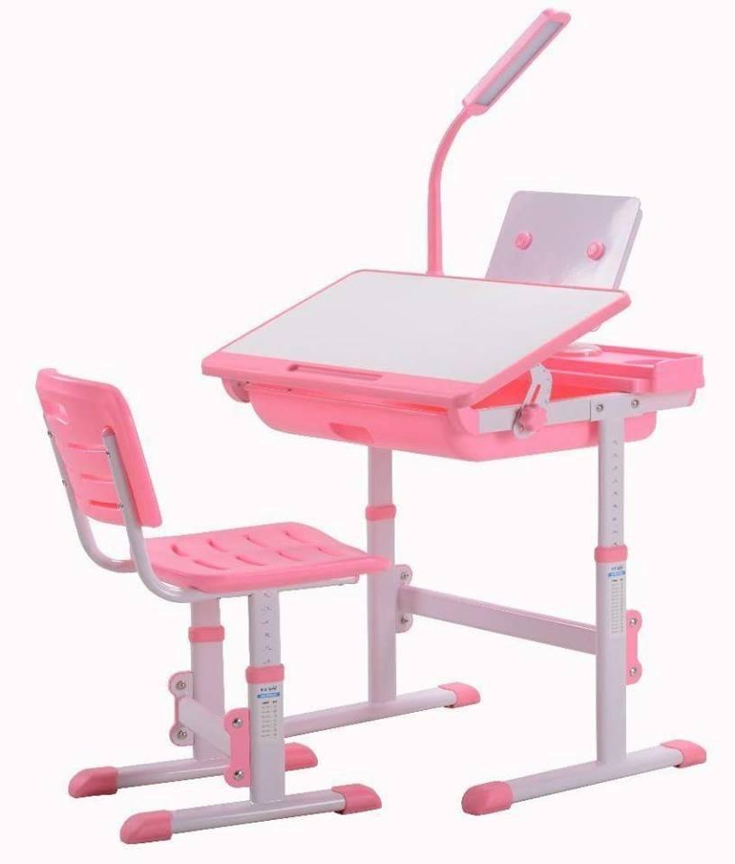 Pupitre escritorio infantil altura ajustabe envio gratis for Escritorio infantil