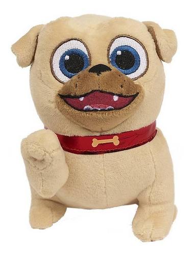 puppy dog pals peluche premium mascota disney junior tapimov