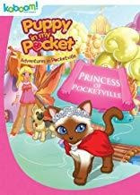 puppy in my pocket - princess of pocketville [importado da1