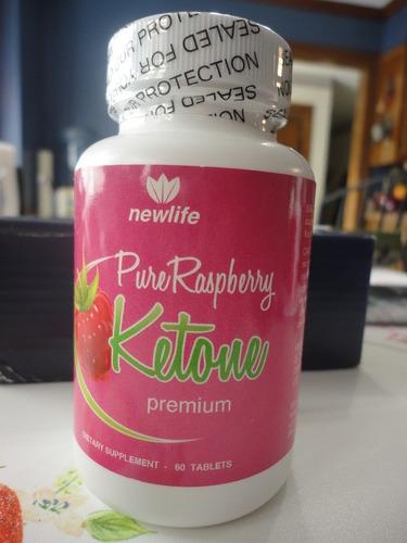 pura rasberry ketone premiun marca newlife importado de usa