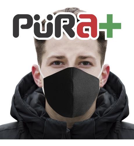 pura+ tapabocas desechable