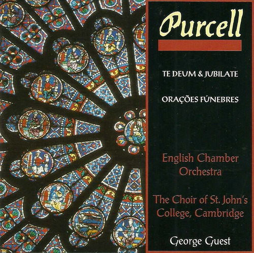 purcell george guest cd importado