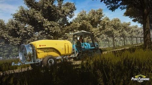 pure farming 2018 pc fisico