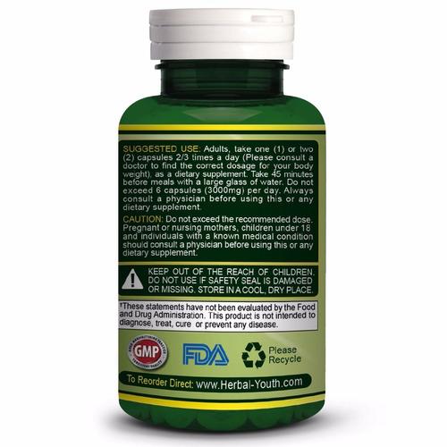 pure garcinia cambogia, 95% hca, maxima concentracion,