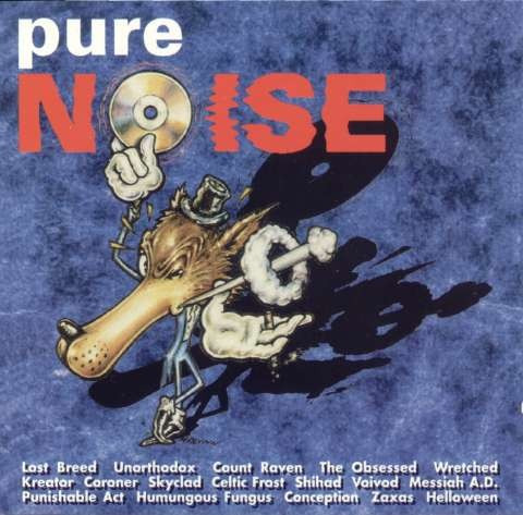 pure noise - various artists