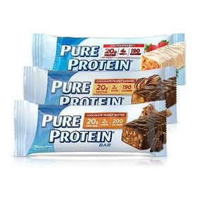 Pure Protein Barra 13 Unidades Envio Gratis